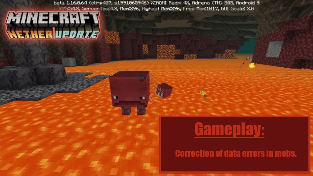 minecraft appvn 1.16 0.64